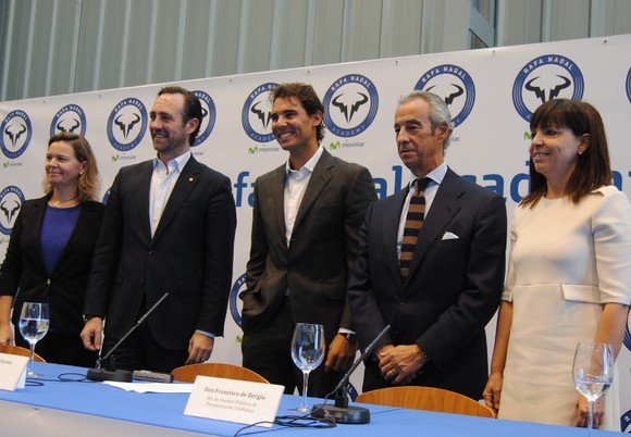 In 2016 nadal is set to open his tennis academy in manacor for Academie de cuisine summer camp