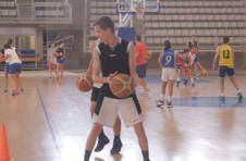 Thumbnail basketball training camps for teams in Spain
