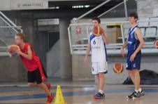Thumbnail basketball training for international students in Spain