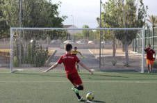 Thumbnail a camper running up for a penalty at ISC