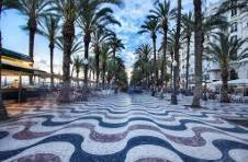 Thumbnail paseo de la Explanada, one of the most iconic places in Alicante