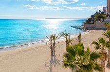 Thumbnail Alicante paradise beach trip at ISC Spain