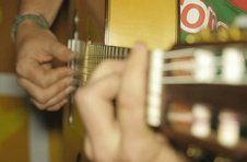 Thumbnail Spanish guitar at ISC Spanish flamenco night