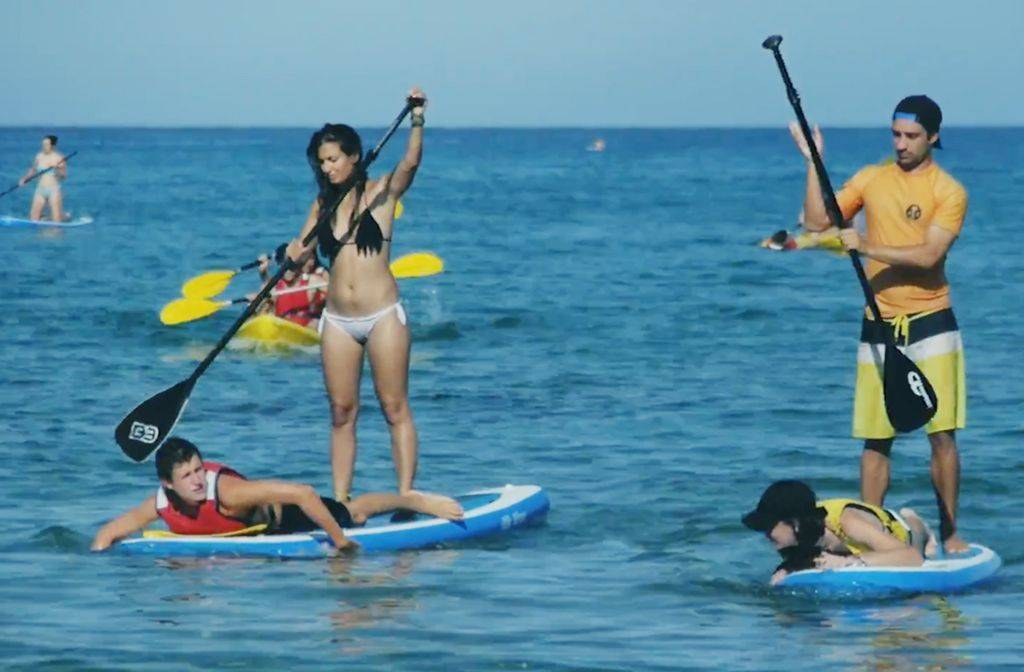 Adult erotic water sports