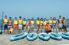 Thumbnail Ready to surf at Alicante beach