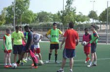 Thumbnail learn Spanish and play football at ISC's summer camp