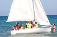 Thumbnail spanish language summer camp and Sailing course in Alicante