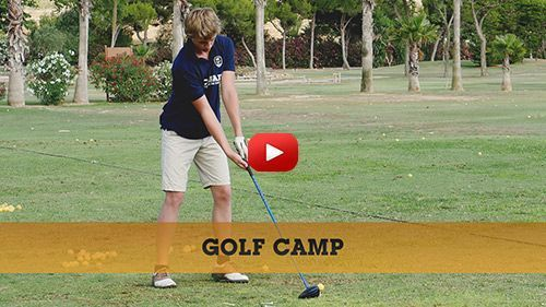 Golf camp video