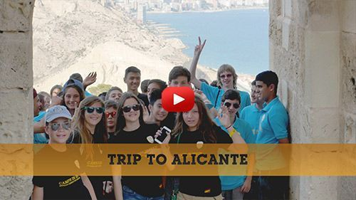 School trips to Alicante Video