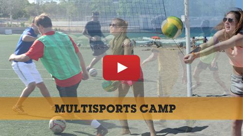 Spanish + Multi-sport camp video